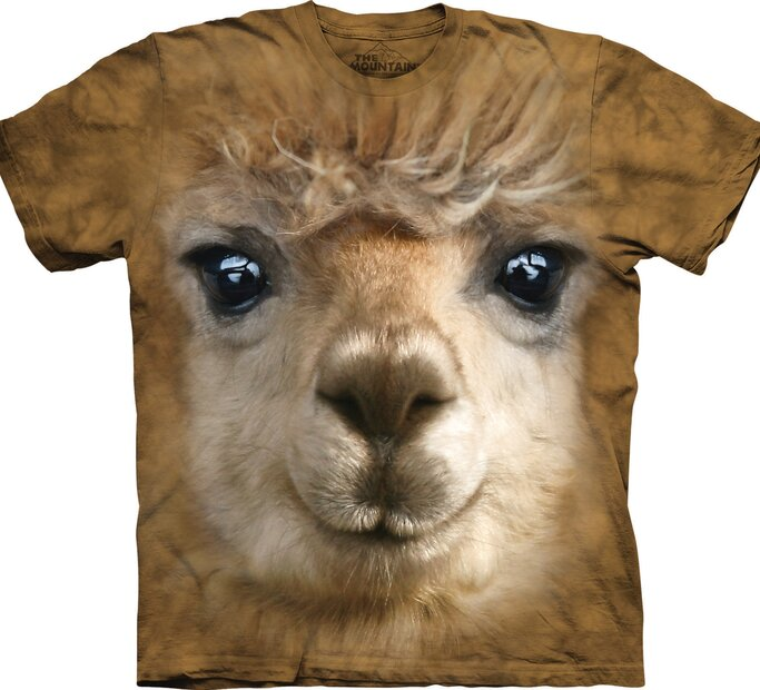 Big Face Alpaca Adult