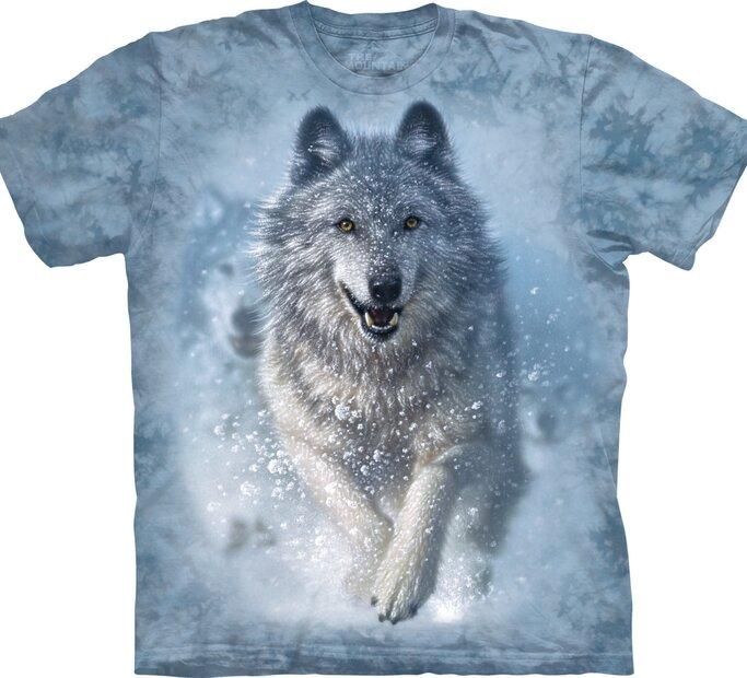 Tričko Snežný vlk
