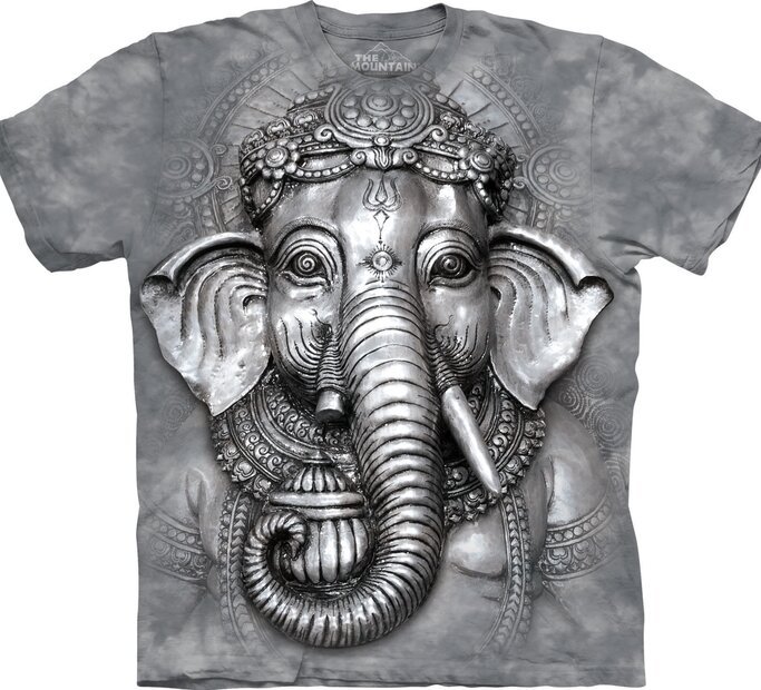 Big Face Ganesh Adult