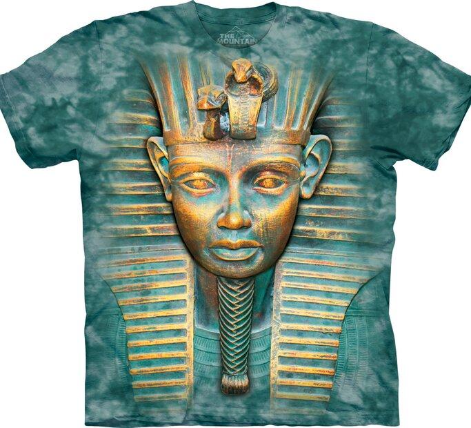 T-Shirt Tutanchamuns Gesicht