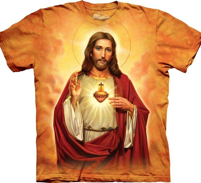 Tričko Milosrdné Srdce Ježišovo
