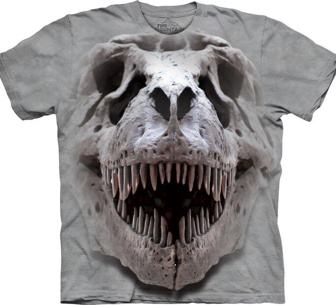 T-Shirt T-Rex Schädel