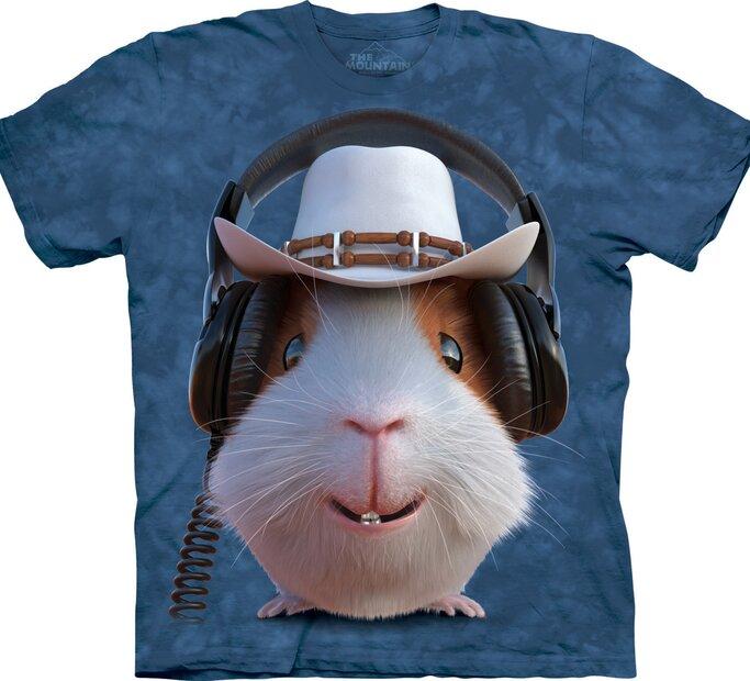 T-Shirt Cowboy Meerschwein