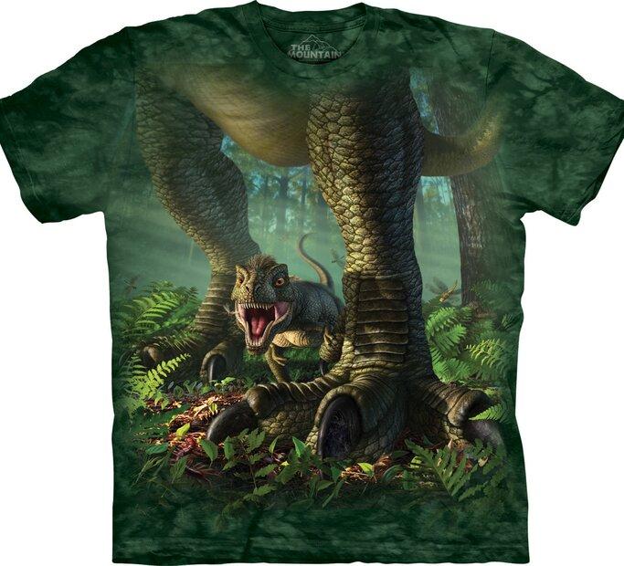 Tričko Malý dinosaurus Rex