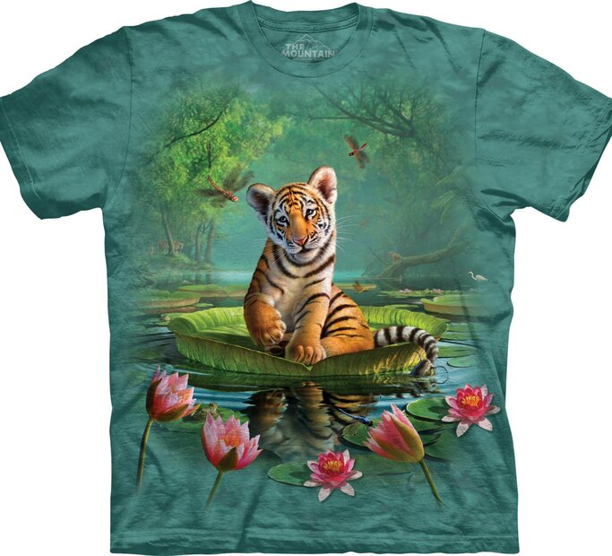 T-Shirt Tiger Lily
