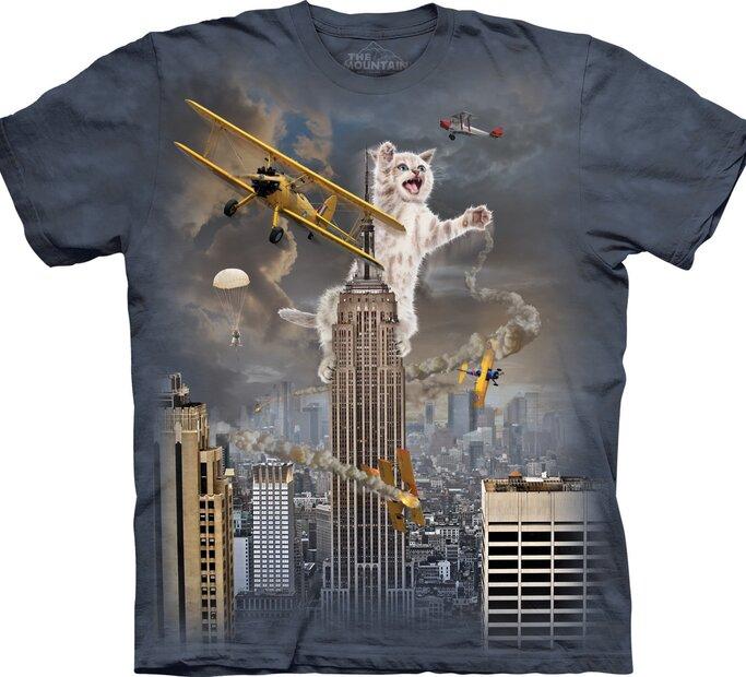 T-shirt Cats' King Kong