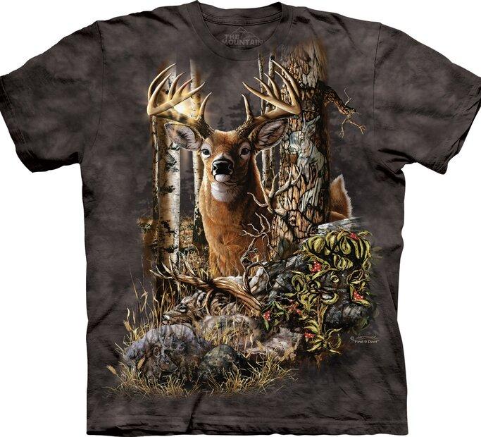 Find 9 Deer Adult