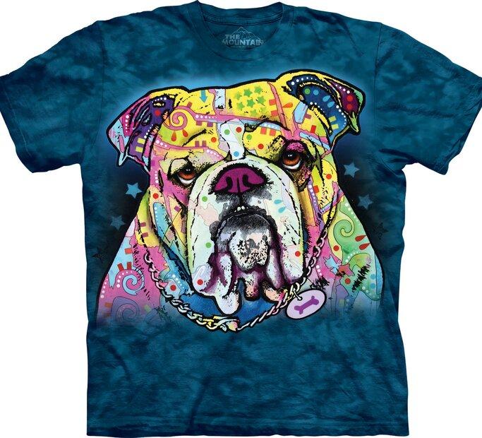 Colorful Bulldog Adult