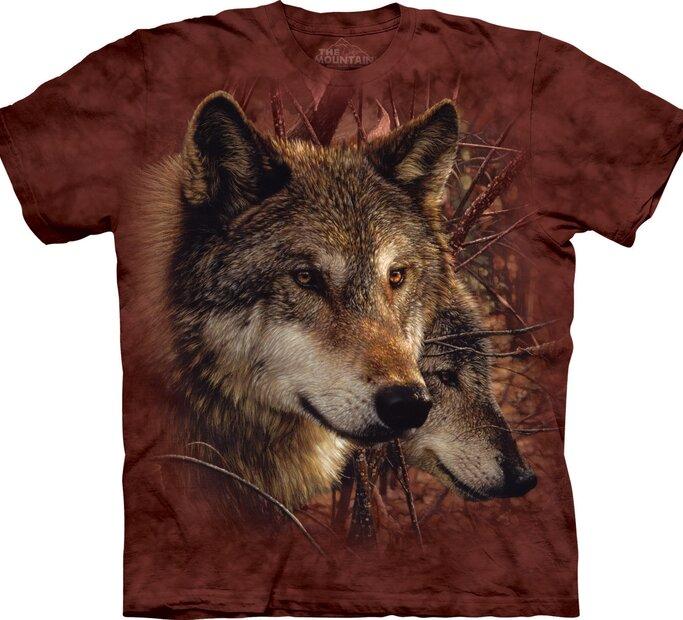 T-Shirt Waldwölfe