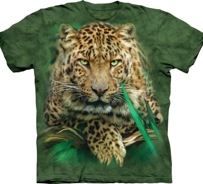 T-Shirt Stolzer Leopard
