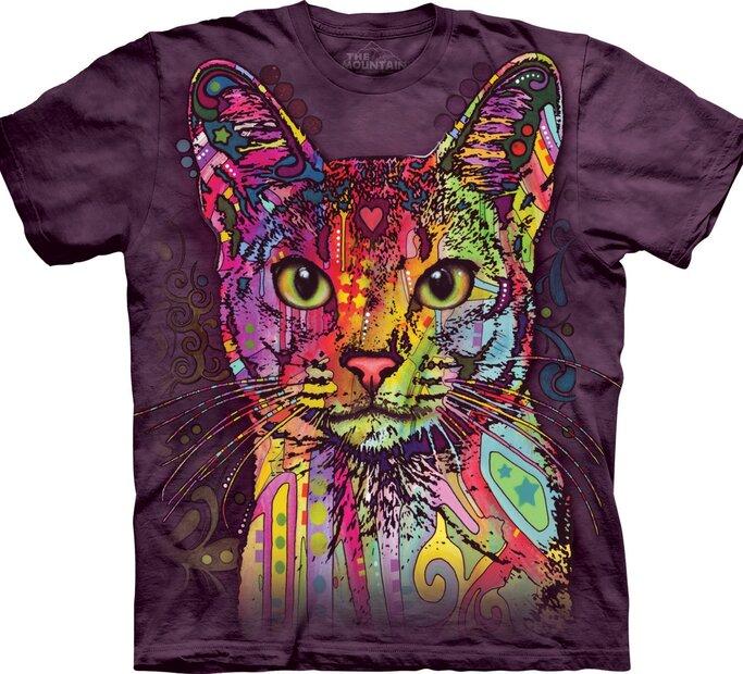 T-Shirt Abessinische Katze