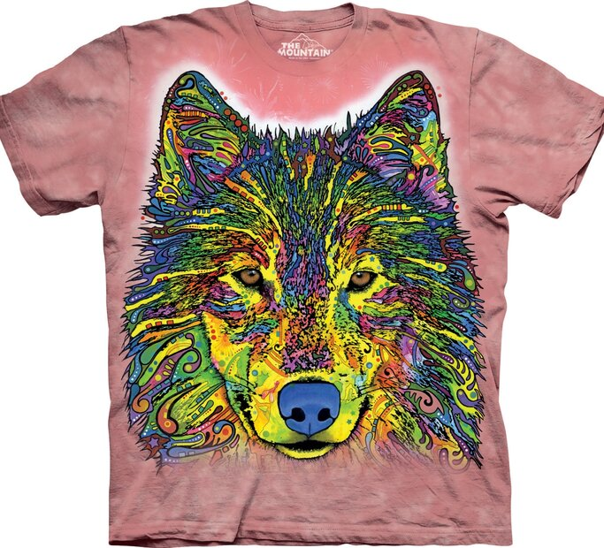 Russo Wolf Adult