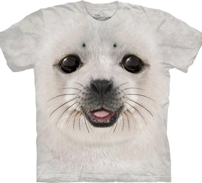 Tričko Tulení mládě