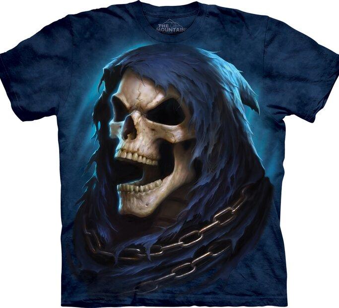 T-Shirt Letztes Gelächter
