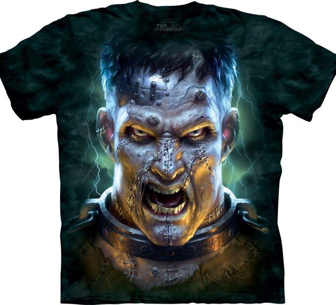 Tričko Frankenstein