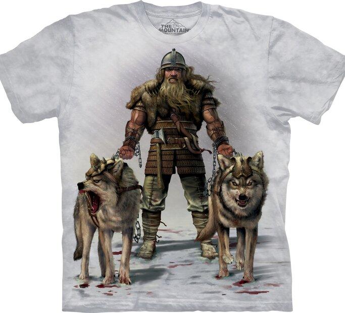 T-Shirt Wikinger Jagd