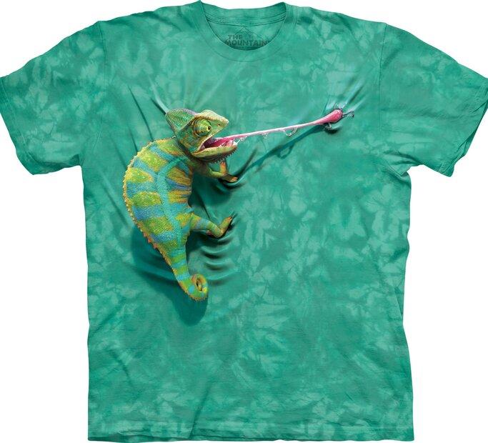 Tričko Chameleón