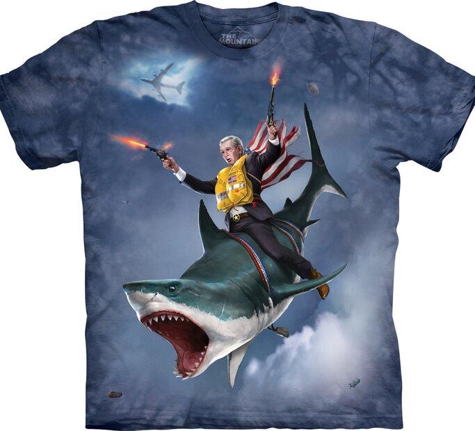 Tričko Americký žralok