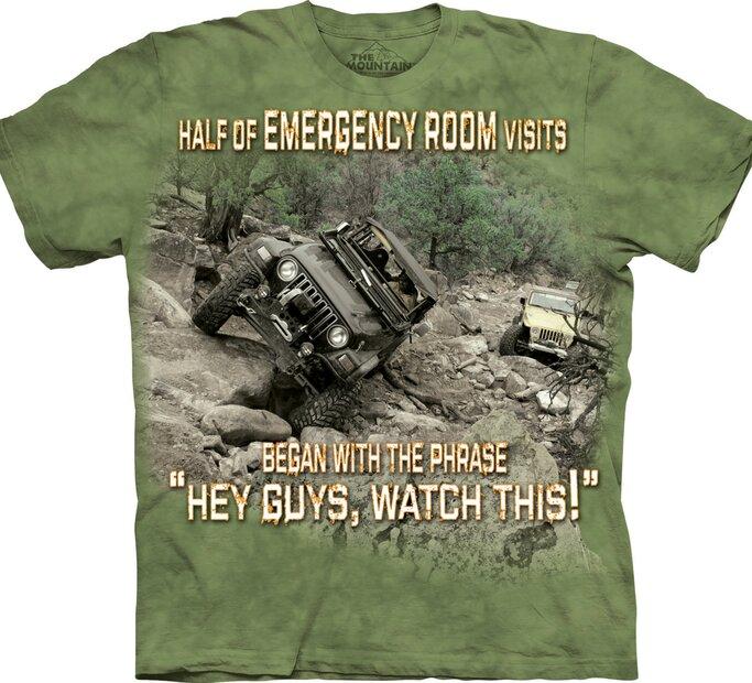 T-Shirt Krankenhaus