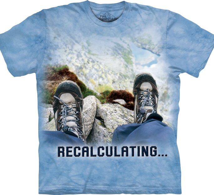 T-Shirt Nachzählung