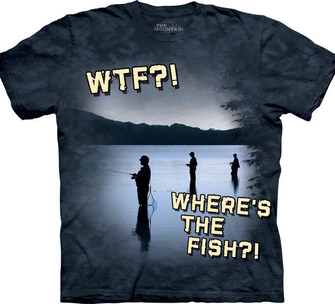 T-Shirt Frischwasser