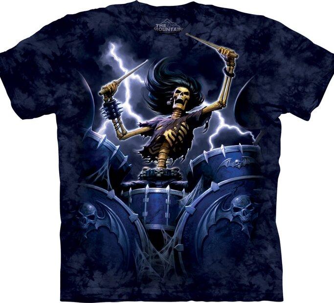 T-Shirt Toter Drummer