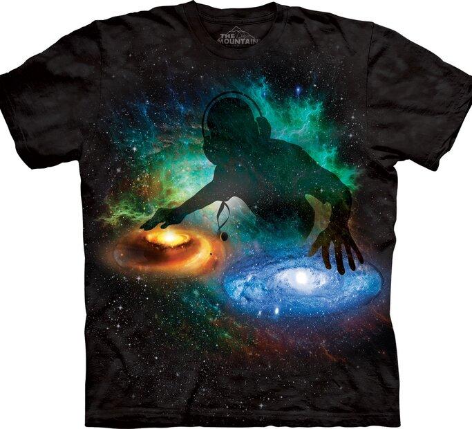 Tričko Galaxy DJ