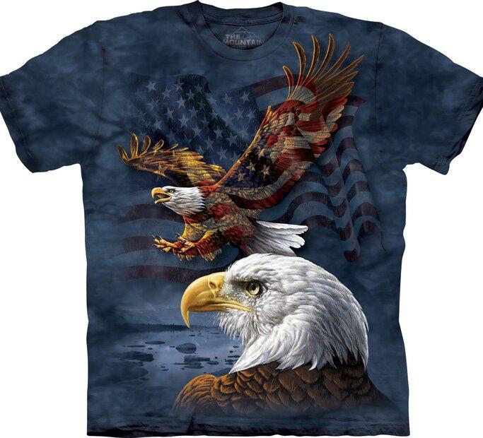 Tričko Americké orly