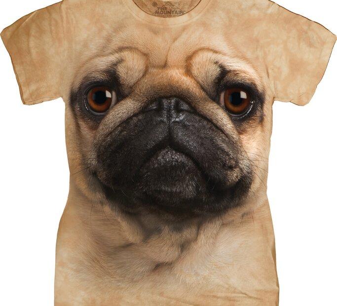 Damen T-Shirt Mops