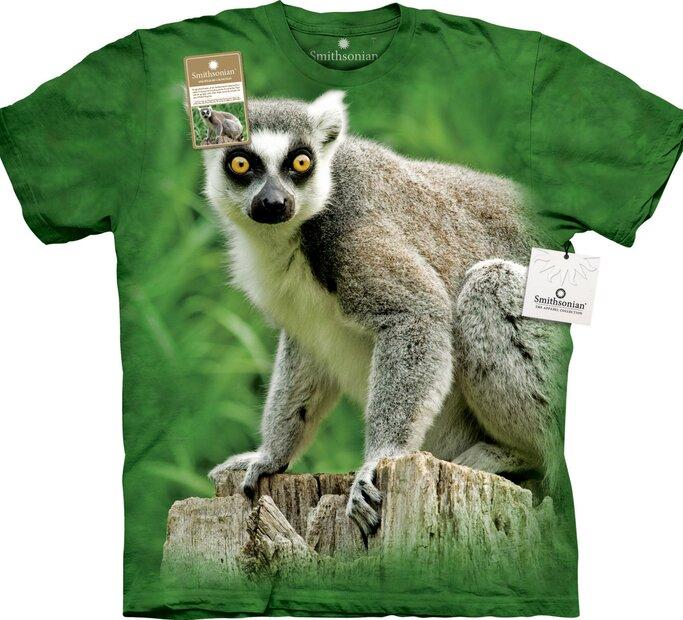T-shirt Life of Lemur