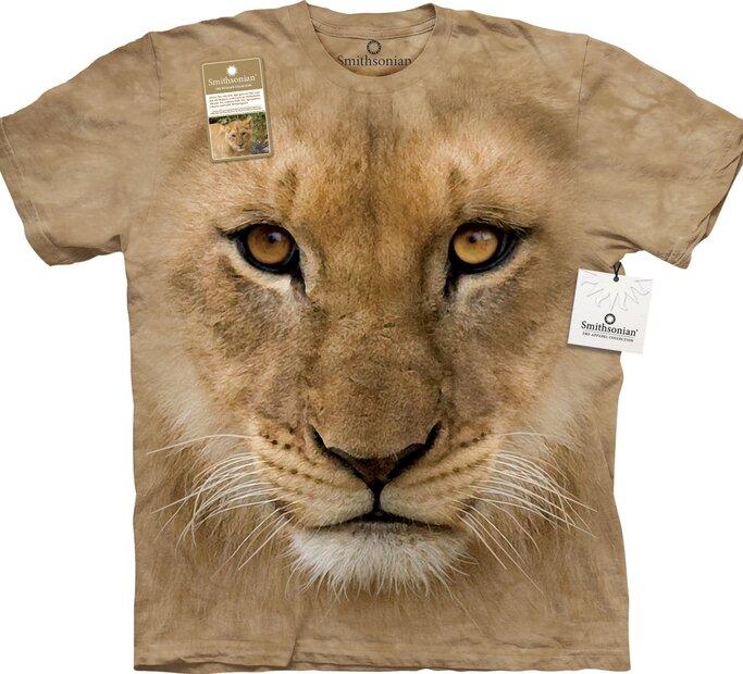 T-Shirt Löwe Jungtier