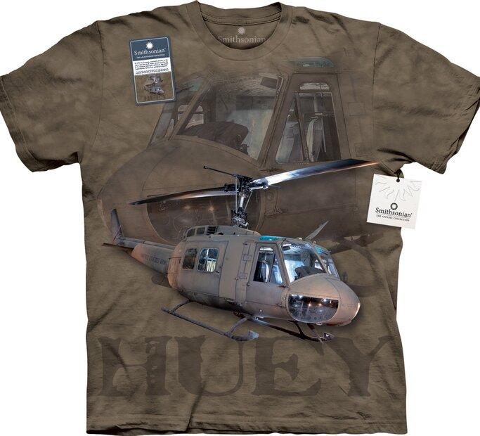 Tričko Americký vrtuľník