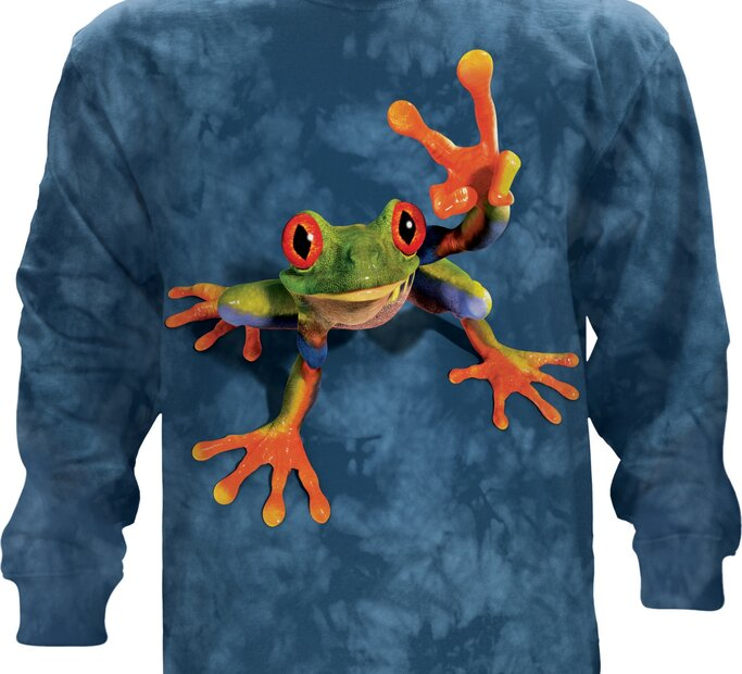 Victory Frog  Adult Long