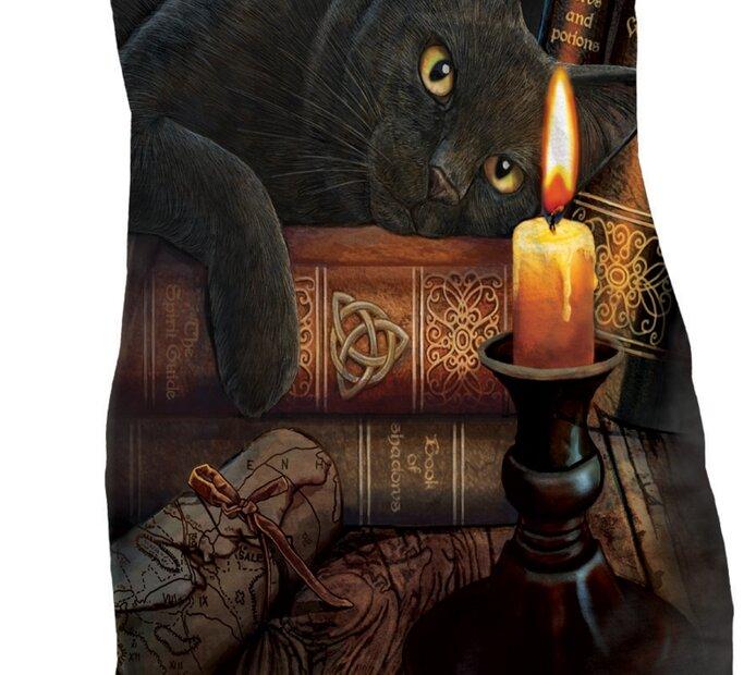 Rochia mini Pisica cu lumănare