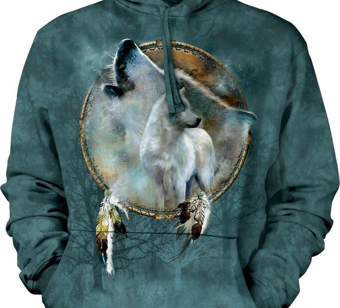 Wolf Spirit Shield Adult Mediu