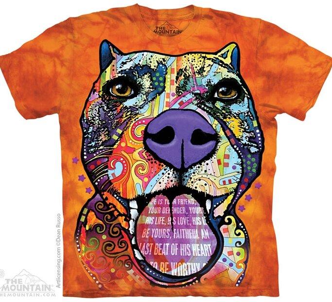 Hunde die bellen beissen nicht T-Shirt