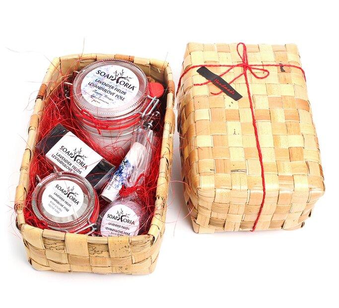 Darčekové balenie Levanduľové Pole