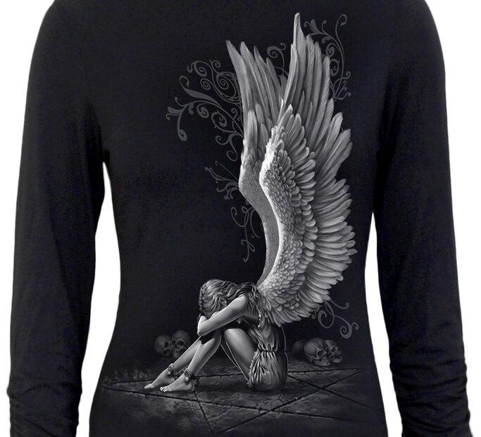 Dámsky rolák Krídla anjela