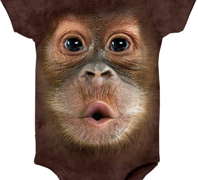 Detské body Orangutan
