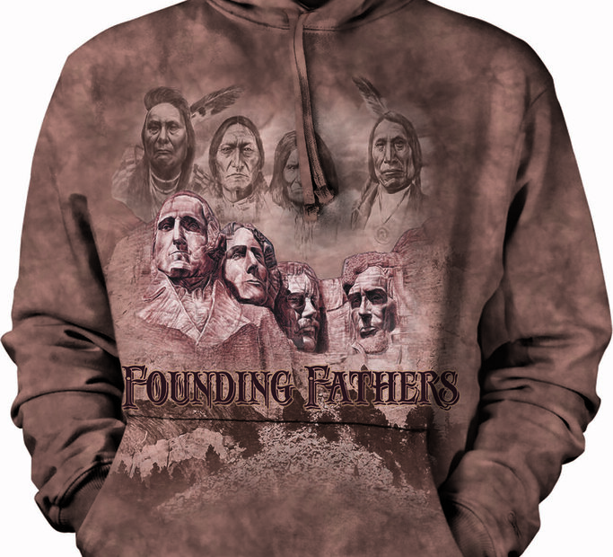 Hoodie Founders of the USA