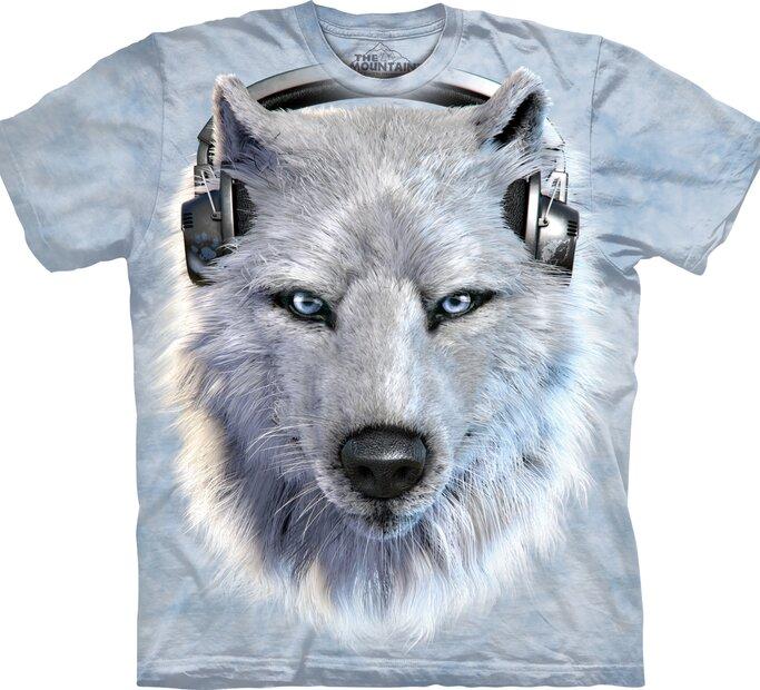 White Wolf DJ Child