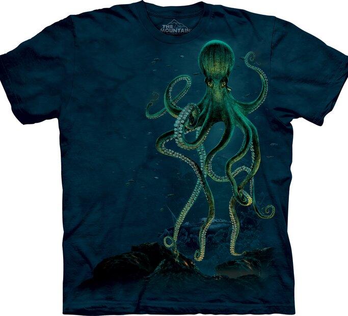 Tričko Chobotnice - dětské