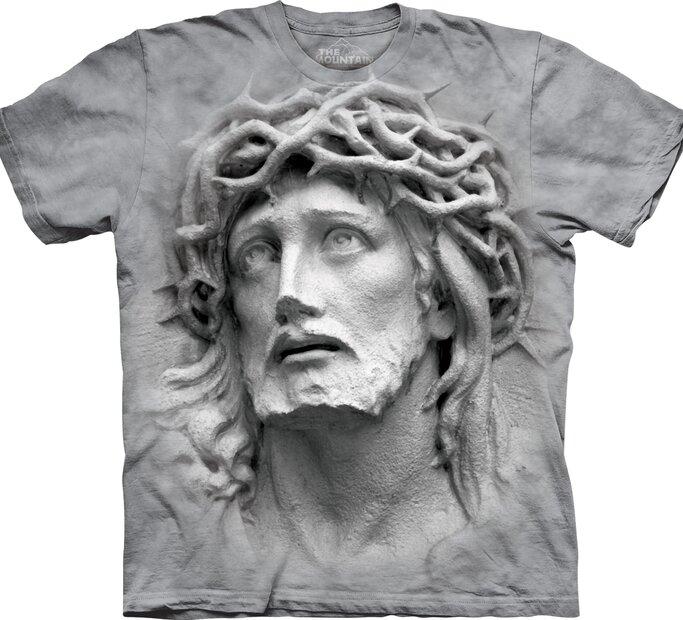 T-Shirt Jesus Dornenkrone