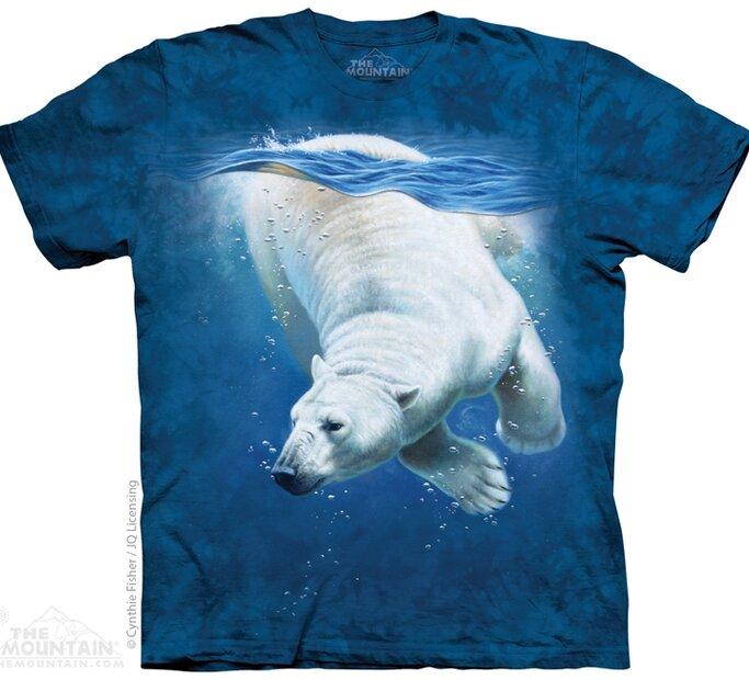 T-Shirt Eisbär