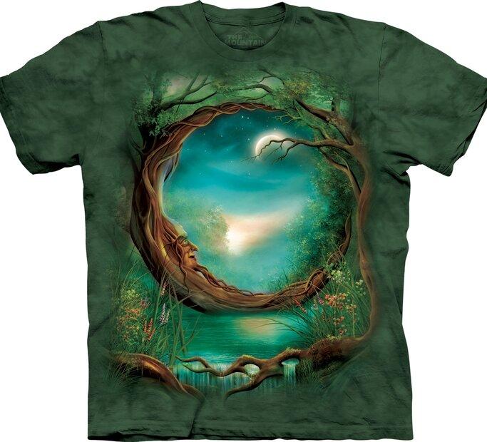 T-Shirt  Mondbaum
