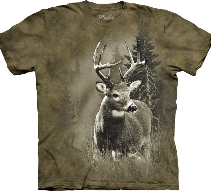 Tričko Nesmelý jeleň