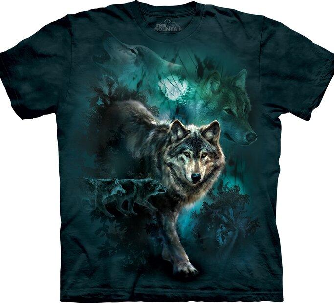 Éjszakai farkasok póló