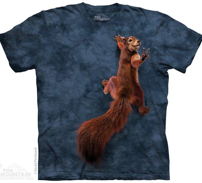 Béke mókus póló