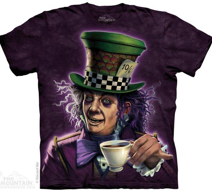 T-Shirt Irrsinniger Hutmacher