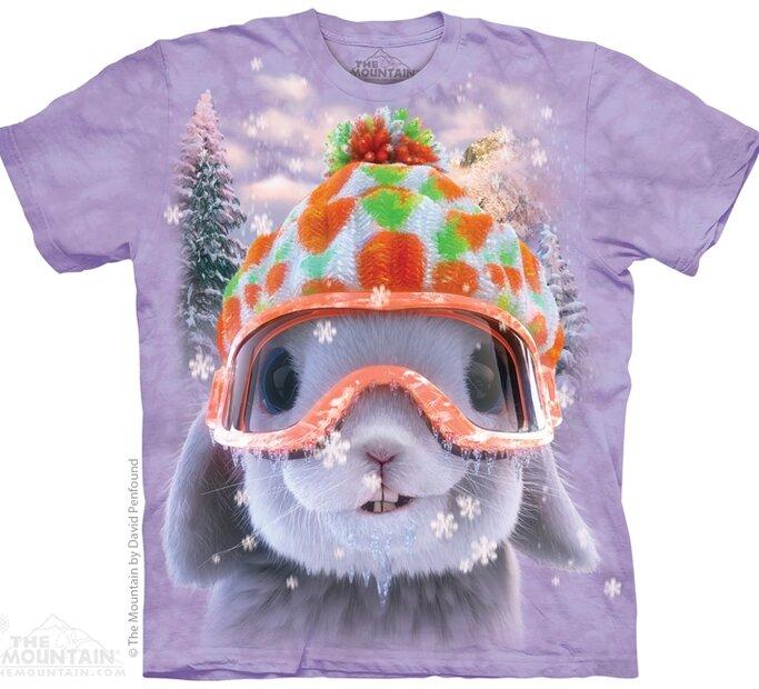 T-Shirt Schneehase